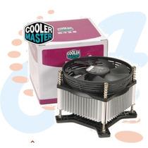 Fan Cooler Master Socket 1155 Intel
