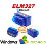 Scanner Automotriz Elm327 Multimarca + Paquete Prog Y Cursos