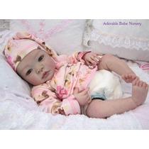 Boneca Bebe Reborn Linda Detalhes Reais Gratis Frete