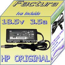 Cargador Original Para Laptop Hp Cq50-105la Garantia 1 Año