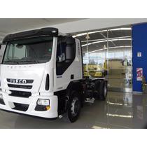 Camiones Iveco Tector Tractor 170e28t 0km Cab Dorm Eurocargo