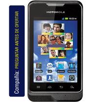 Motorola Motosmart Me Xt389 Android Cám 2 Mpx Wifi Bluetooth