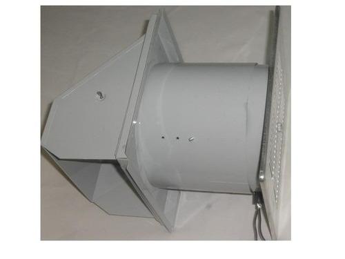 Extractor nutone p ba o o ventilaci n p muro telescopico for Ruido extractor cocina