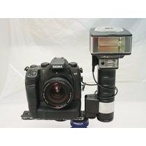 Flash Pro Metz 45 Ct5 Pronto Para Dlsr Digital Fujifilm