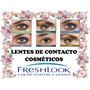 Lentes De Contacto Freshlook, Anuales, Los Mejores Colores!!