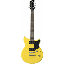 Guitarra Eléctrica Yamaha Instrumento Profesional Amarilla