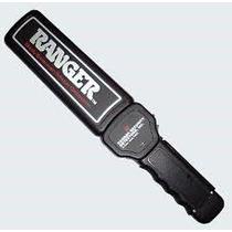 Detector De Metal Manual Marca Ranger Modelo 1000 Y 1500