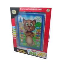 Tablet Gato Tom Falante Para Crianças Entrega Imediata