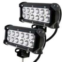 Lamparas De Luces Led Para Trabajo O Vehiculos Offroad Motos