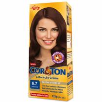 Coloração Cor & Ton 6.7 Chocolate