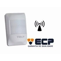 Sensor Infravermelho Ecp Sem Fio Pet Pequeno Porte