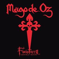 Mago De Oz Finisterra Opera Rock Edicion Nacional