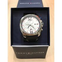 Relógio Tommyhilfinger Fundo Branco Novo Frete Grátis Lindo