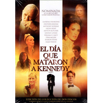 Dvd Dia Que Mataron A Kennedy (bobby) - Emilio Estevez