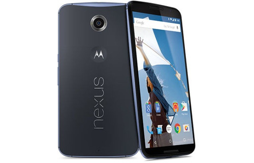 Celular Motorola Nexus 6 Xt1100 32gb Meses Sin Intereses - $ 6,499.00 en Mercado Libre