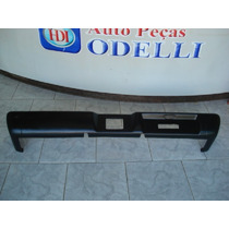 Parachoque Traseiro L200 Gl/gls 99/04 C/ Polaina Fibra