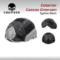 Cubre Casco Cobertor Emerson Militar Camo Paintball Airsoft