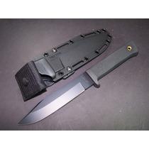 Cs38ck Cold Steel Cuchillo Srk Aus8 Filo Plano Negro