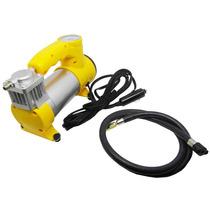 Mini Compressor De Ar Portatil Veicular Automotivo 12v