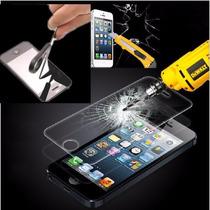 Vidrio Templado Protector De Pantalla Iphone 3 Pzas