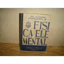 Física Elemental - Salvador Mosqueira - 1968