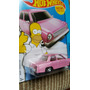 Carrito Hot Wheels Homero Hw City 2015 Los Simpson