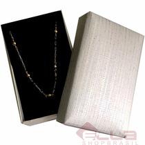 Pulseira Feminina Ouro 18k 0750 Bolinha Embalagem Luxo