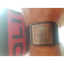 Relógio Police Skyline-x - Original - Caixa E Manual - Usado