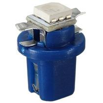 Lâmpada Painel B8.5 T5 Led Azul Smd 5050 Suporte Mosquito