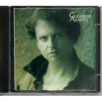 Cd Guilherme Arantes - Castelos - 1993 - Raridade