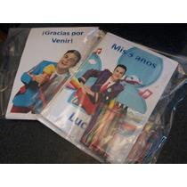 Libritos Personalizados Para Colorear Souvenirs Infantiles