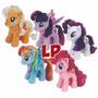 Peluche Ty Mi Pequeño Pony My Little Pony Hasbro 18 Cm