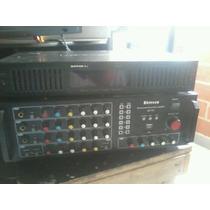 Amplificador 5000 W Más Ecualizador Más Corneta Oferta