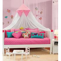Canopy Canopi Sweet Princesas Bebe Niña Vianney Envío Gratis