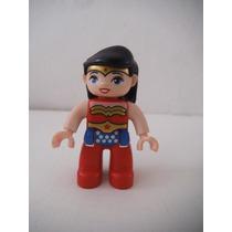 Mujer Maravilla Wonder Woman Lego Duplo