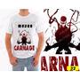 Camiseta Carnage Justiceiro Batman Coringa Herois Marvel