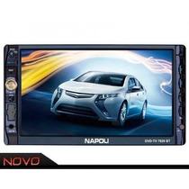 Stereo Dvd Napoli 7 - Doble Din Tv Bluetooth