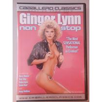Ginger Lynn Dvd Xxx Caballero Classics Pack 3 Dvds Xxx