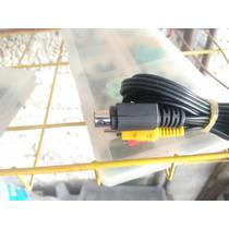 Cables De Sega Saturno Y Génesis 2.