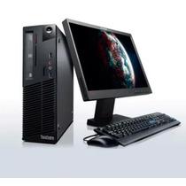 Lenovo Thinkcentre M73 Con Monitor, Teclado Y Mouse