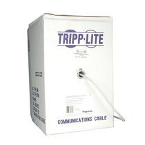 Cable Pvc Granel Tripp-lite N222-01k-gy Cat6 Gigabit +c+