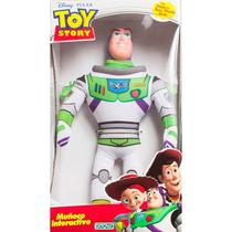 Muñeco Interactivo Buzz Lightyear Original Toy Story Oferta
