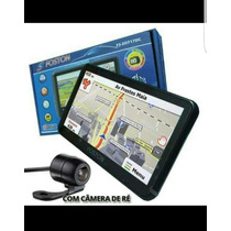 Gps Foston Fs3d 717 Full Hd Camera Ré, Tv,tela 7,menu 3d
