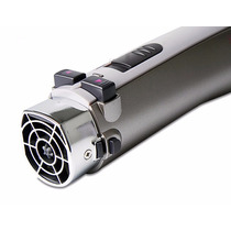 Escova Rotating Air Brush Titanium Conair, So O Secador