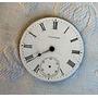 Esfera Esmaltada Para Reloj Waltham Para Repuesto Relojeros
