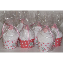Souvenirs Infantiles Originales Cupcakes Toalla Y Jabon
