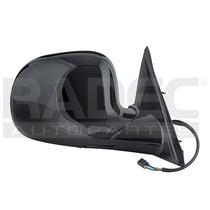 Espejo S-10/blazer/sonoma/bravada 95-97 Electrico Negro Der