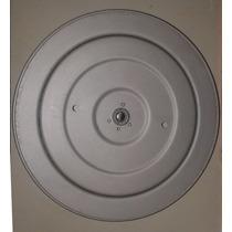 Prato Do Toca Disco Garrard Gradiente S106