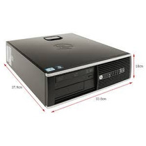 Computador Hp Elite 8200 I5 2400 8gb Hd 250gb Gabinete Slim