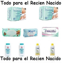 Recién Nacido , Combo Productos Huggies-johnson-estrella,